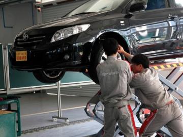 汽车保养需要做什么项目?