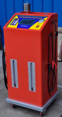 ZC-6500自动变速箱智能清洗换油设备--变速箱清洗交换机