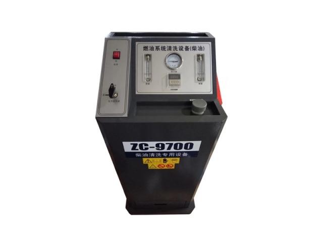 常熟燃油系统柴油清洗专用机